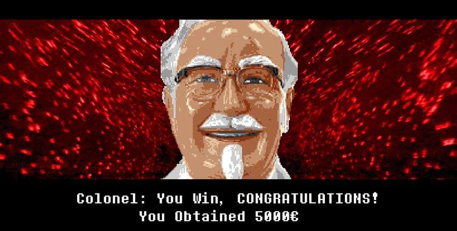 """KFC redefine """"tener éxito"""" como Community Manager"""