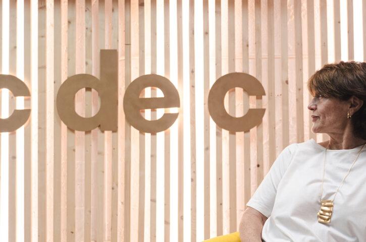 Concha Wert, la imparable y exitosa Directora general del Club de Creativos