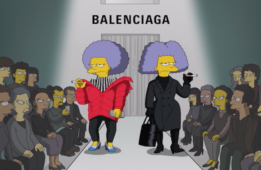 Balenciaga nueva colección 2022